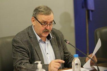 Кантарджиев ще консултира Столичната община за ваксинацията