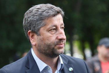 Христо Иванов: Със свободата, законност и модернизация ще променим страната