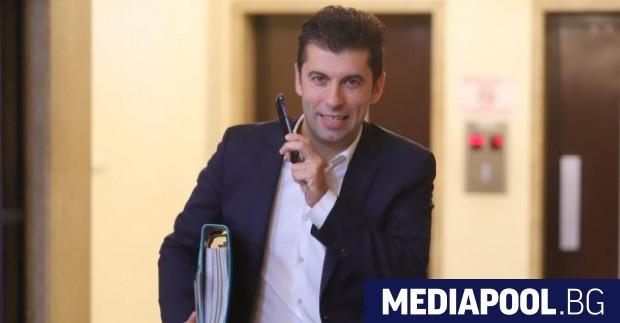 Министърът на икономиката Кирил Петков е определен за национален координатор