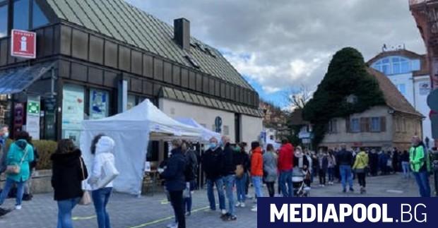 Германските власти въвеждат по-строги проверки за центровете за тестване за