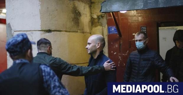 Руските власти обвиниха опозиционния активист Андрей Пивоваров в участие в
