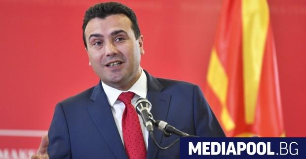 Македонският премиер Зоран Заев предупреди политическите си опоненти, че с