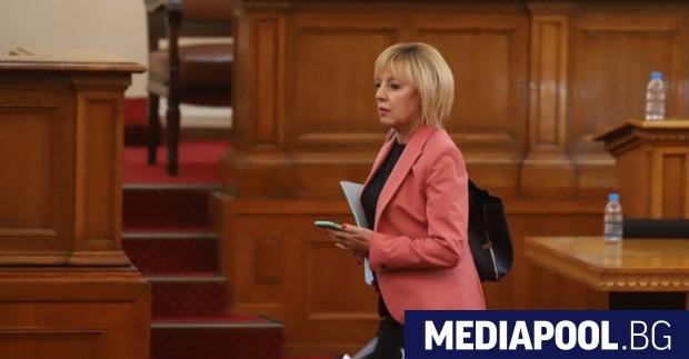 Бившият омбудсман и ексдепутат от БСП Мая Манолова иска да