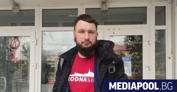 Главният редактор на беларуския информационен портал