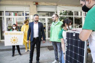 Енергийният министър обяви ВЕИ-тата за приоритет