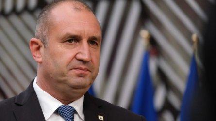 Радев: ЕС гледа под микроскоп Русия за корупция, а не  обръща внимание на България