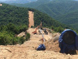 МВР проверява сигнал на АБВ за злоупотреби при строежа на газовата връзка с Гърция