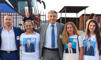 Пеевски, с когото ДПС няма нищо общо, е част от кампанията на партията