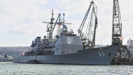 Украйна и САЩ започнаха военни учения в Черно море