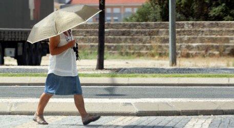 Жълт код за температури над 35 градуса за цялата страна