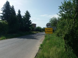 Нови участъци ще се ремонтират по пътя през Конявската планина към Македония