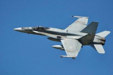 САЩ започнаха въздушни удари в Ирак и Сирия