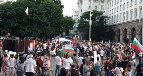 Няма незаконно подслушване на протестиращи, установи Бюрото за контрол на СРС
