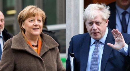 Лондон приема с почести Меркел по време на последната й визита във Великобритания