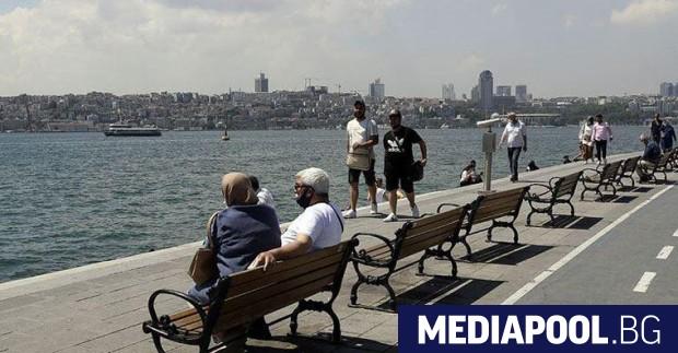 В Турция през последните 24 часа са поставени над 1.2
