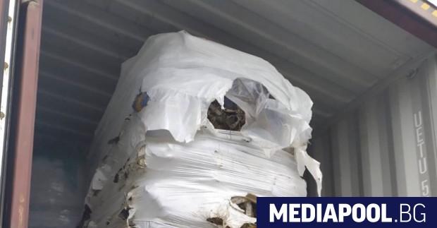 Вносът на отпадъци за горене в инсталации с цел производство