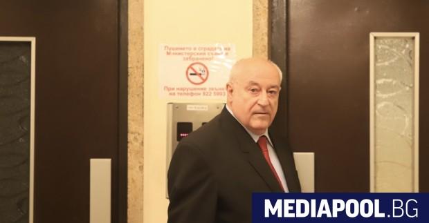 Служебният министър на околната среда и водите Асен Личев сподели
