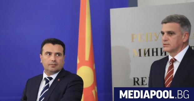 Oчаквано визитата на македонския премиер Зоран Заев в България не