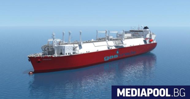 Проектът за изграждане на терминал за регазификация на втечнен газ
