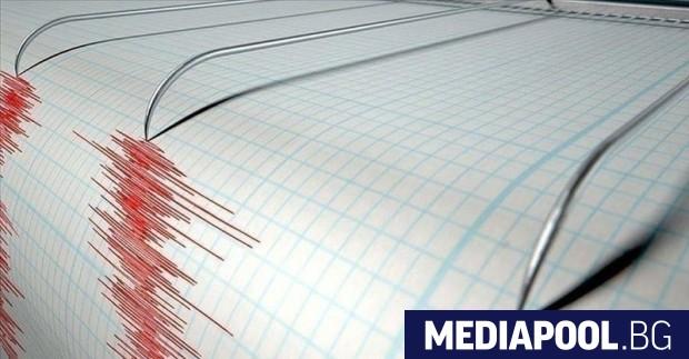 Земетресение с магнитуд 5,2 стана край гръцкия архипелаг Додеканези и