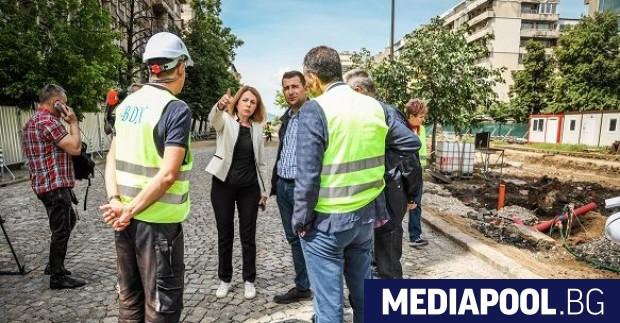 Столичният кмет Йорданка Фандъкова изрази притесненията си от заявени от