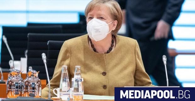 На германската канцлерка Ангела Меркел неотдавна бе поставена втората доза