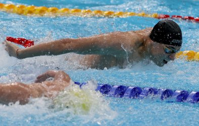 Йосиф Миладинов остана осми на финала на 100 метра бътерфлай