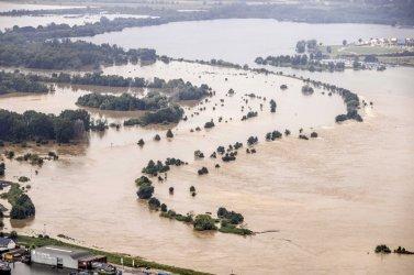 Наводнения и в Италия