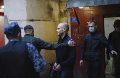 Руски опозиционен активист ще води предизборната си кампания от ареста