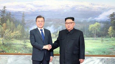 Сеул и Пхенян водят разговори за среща на върха