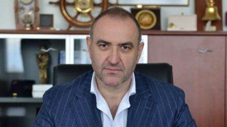 Шефът на държавните пристанища е освободен без мотиви