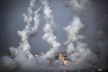 Израел нанася удари по Ливан след ракетен обстрел от ливанска територия