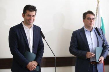 ИТН атакува Асен Василев и Кирил Петков със стари компромати