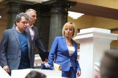 Мая Манолова с бодра увереност за кабинет на ИТН без влияние на ДПС (видео)