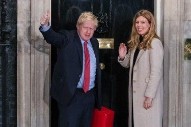 Съпругата на Борис Джонсън е бременна с второ дете