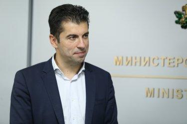 Кирил Петков: За девет седмици изринахме ужасно много