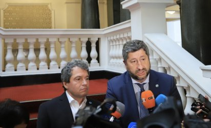 Първа среща между ИТН и ДБ: Консенсус за съдебна реформа (видео)