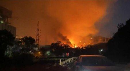 Ердоган: Турция се бори с най-лошите горски пожари в историята си