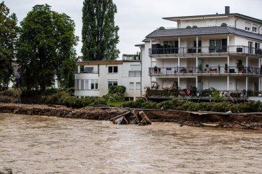 Наводненията подхранват дебата за климата в предизборната кампания в Германия