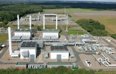 Газохранилищата на Европа рекордно празни, цените надхвърлиха 514 долара за 1000 куб. м