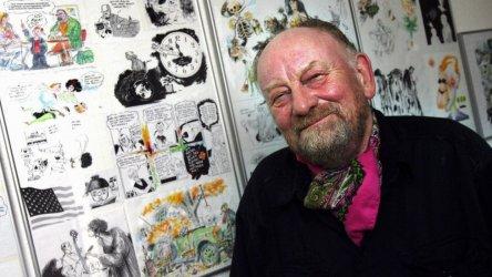 Почина датският карикатурист, нарисувал Мохамед с чалма бомба