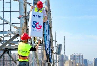 Базовите 5G станции в Китай доближават милион