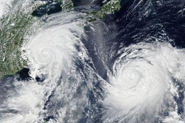 Тропическа буря пощади Токио в разгара на олимпиадата