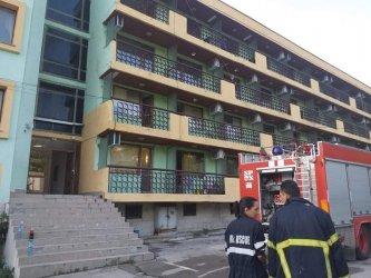 Четири жертви на пожар в дом за възрастни край Варна