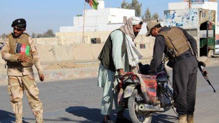 Талибаните: Няма да има мир в Афганистан, докато президентът Ашраф Гани е на власт