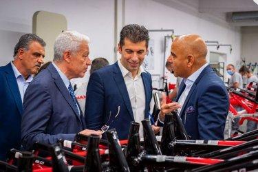 България става номер 1 в Европа в производството на е-велосипеди