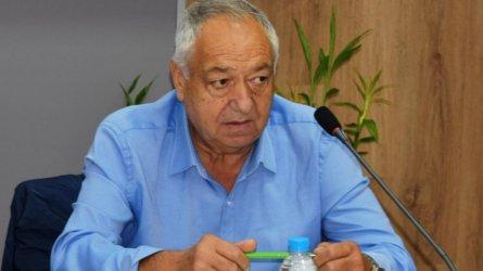 Почина дългогодишният шеф на пожарната о.р. ген. Кирил Войнов