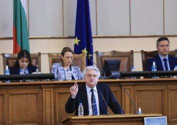 Рашков към ГЕРБ: Извикайте дясната ръка на таралежа да чете СРС-та
