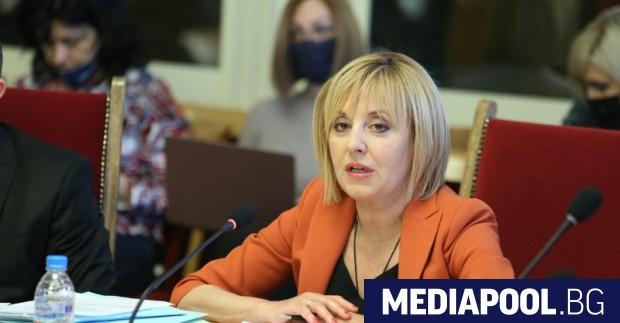 Временната комисия по ревизията, председателствана от Мая Манолова, определи 17
