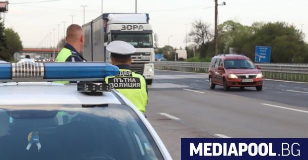 Пътна полиция иж